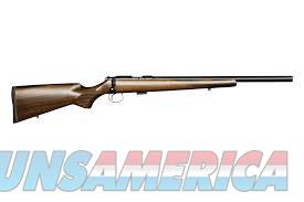 CZ USA 02140 455 Varmint Rifle .22 LR 20.5in HB 5rd Blued Walnut  Guns > Rifles > CZ Rifles