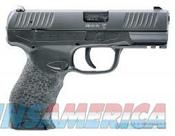 Walther Arms 2815516 Creed 9mm 4 16+1 Black Grip  Guns > Pistols > Walther Pistols > Post WWII > Creed