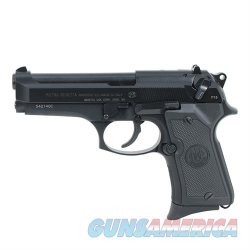 Beretta 92 Compact (No Rail) 9mm Pistol JS92F850M  Guns > Pistols > Beretta Pistols > Model 92 Series