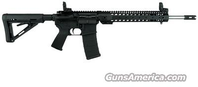 "Barnes Precison Machine CQB Patrolman's Rifle AR-15  16"" Stainless Match 1/8 Twist Barrel with .223 Wylde Chamber BPM PSFFRS Ultralite Extreme 12"" Free Float Tube Black  Guns > Rifles > AR-15 Rifles - Small Manufacturers > Complete Rifle"