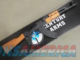 Century Arms Red Army Standard RAS47 7.62x39mm Semiautomatic Rifle  Guns > Rifles > Century International Arms - Rifles > Rifles