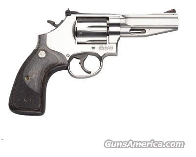 "Smith & Wesson 686 SSR 4"" PRO SERIES 357 MAG 178012 NIB 2 grips  Guns > Pistols > Smith & Wesson Revolvers > Full Frame Revolver"