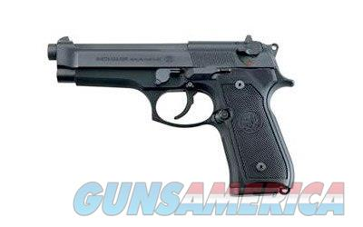 Beretta JS92F300M 92 FS Pistol 9mm 4.9in 15rd Black  Guns > Pistols > Beretta Pistols > Model 92 Series