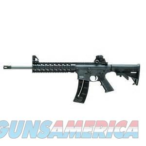 Smith & Wesson M&P 15-22 AR type Tactical 22 Long Rifle Carbine with Threaded Barrel  Guns > Rifles > Smith & Wesson Rifles > M&P