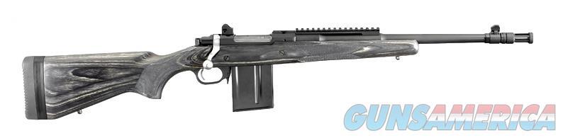 "RUGER® GUNSITE SCOUT RIFLE 5.56NATO 16""  06824  Guns > Rifles > Ruger Rifles > Model 77"
