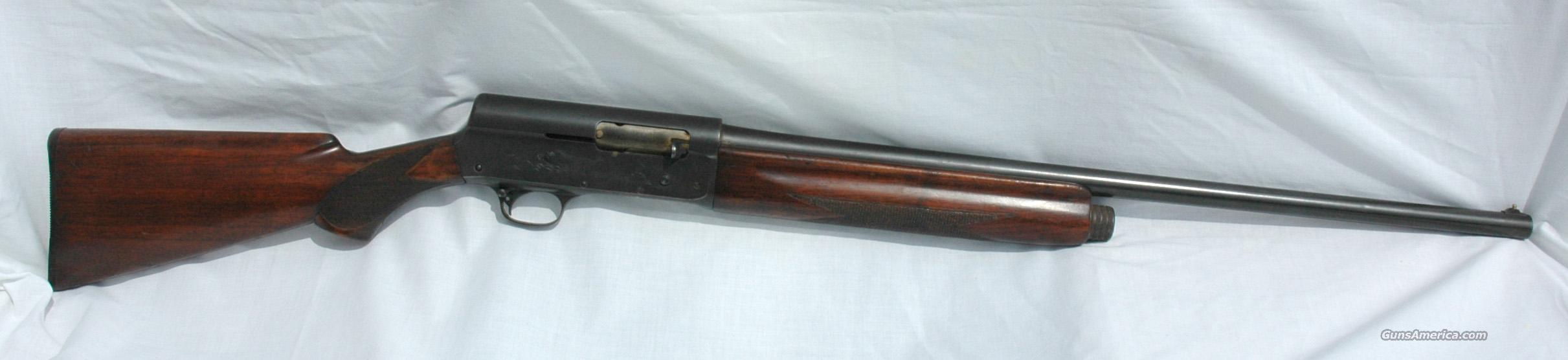 Remington Model 11 - 16 GA  Guns > Shotguns > Remington Shotguns  > Single Barrel
