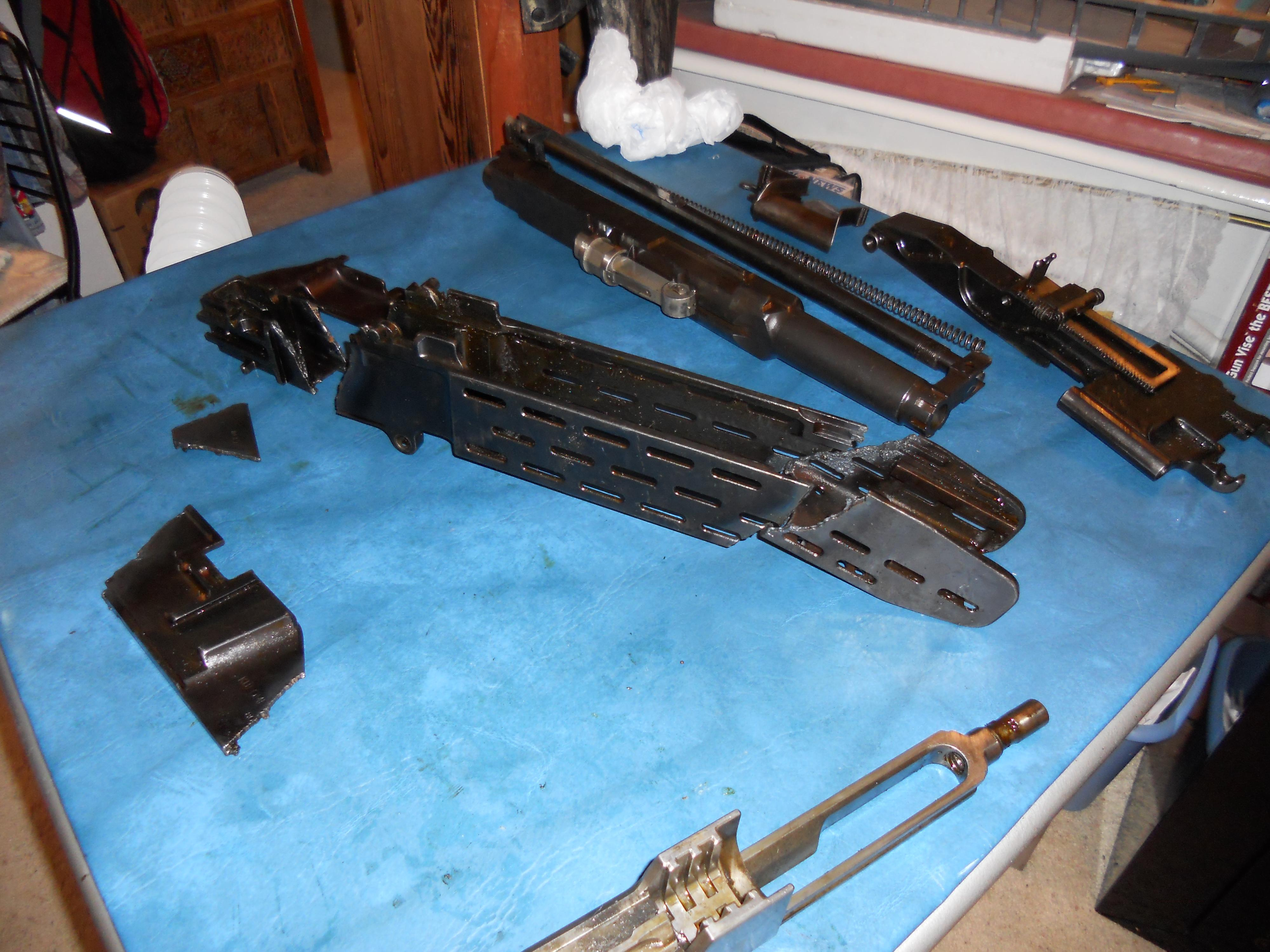 ZB-37 Parts kit   Guns > Rifles > Parts Guns - Rifles