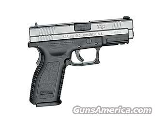 "SPRINGFIELD XD 40S&W 4"" 10RD DUO PKG  Guns > Pistols > Springfield Armory Pistols > XD (eXtreme Duty)"