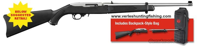 Ruger 10/22 Takedown 22LR Semi Auto Rifle Model#11100  Guns > Rifles > Ruger Rifles > 10-22