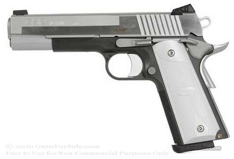SIG SAUER PLATINUM ELITE 1911 STAINLESS  Guns > Pistols > 1911 Pistol Copies (non-Colt)