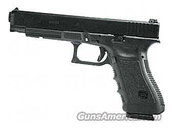 GLOCK G35 40CAL COMPETITION A/S 15RD  Guns > Pistols > Glock Pistols > 35