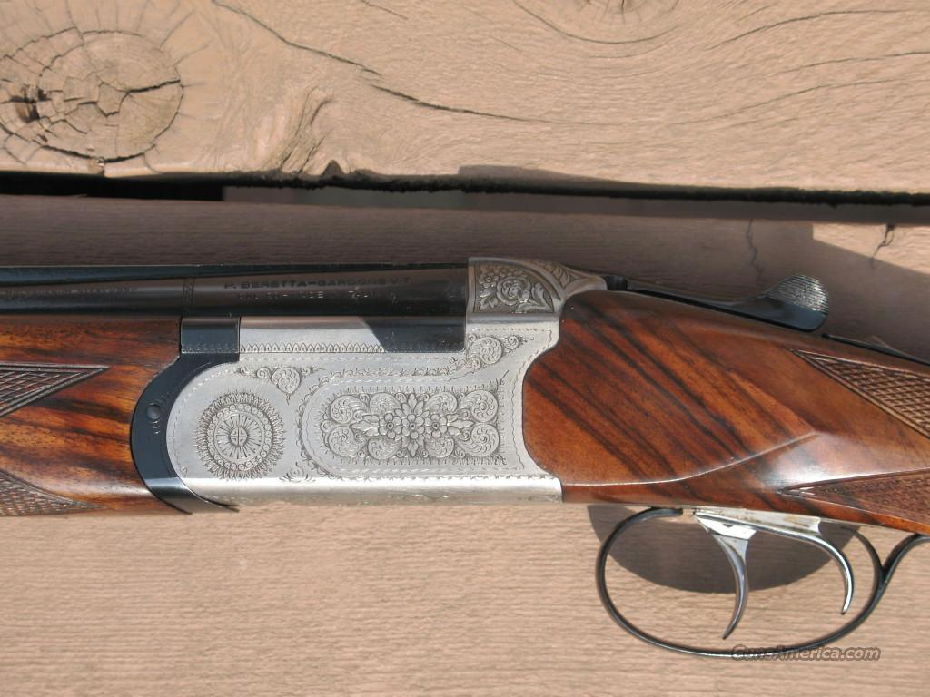 Holland And Holland Shotguns >> Beretta S57E European O/U 20 gauge for sale