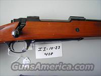 Ruger M-77 Old Model - 458 mag.  Guns > Rifles > Ruger Rifles > Model 77