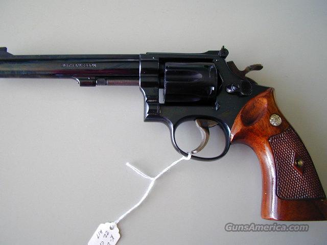 Smith & Wesson Model 17 Target  Guns > Pistols > Smith & Wesson Revolvers > Full Frame Revolver