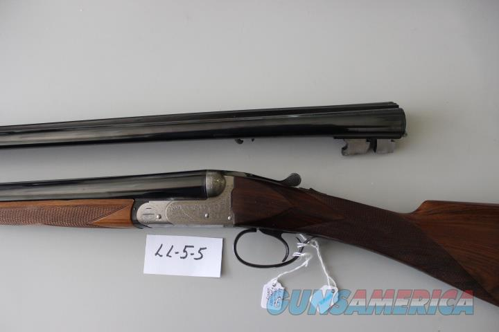 "Bernardelli Elio 12 ga 2 Barrel Set, One 28"" ic/im, other 26""sk/sk  Guns > Shotguns > B Misc Shotguns"