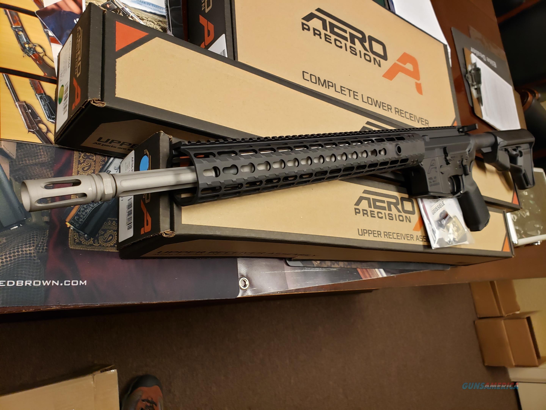 "Aero Precision X15 Enhanced, 18"" .223 Wylde Gieselle Trigger  Guns > Rifles > Aero Precision > Aero Precision Rifles"
