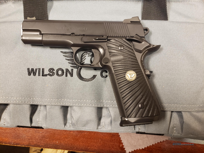 Wilson Combat CQB Commander/Magwell .45  Guns > Pistols > Wilson Combat Pistols