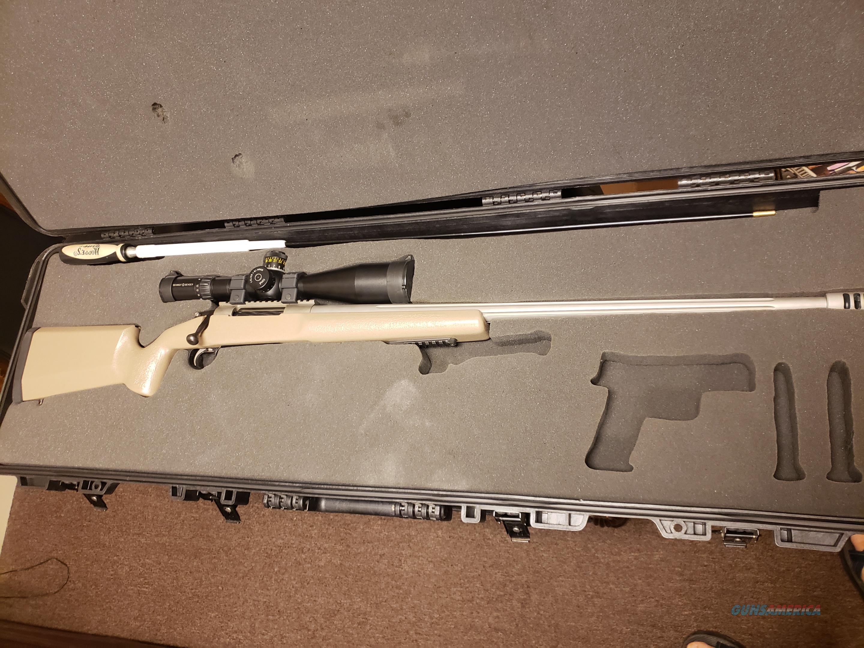 Quarter Minute Magnums .300Winmag QMM W/ Schmidt Bender, Custom loads, brass, bullets  Guns > Rifles > Tactical Rifles Misc.