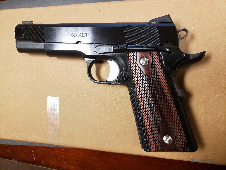 Les Baer Ultimate Tactical Carry .45  Guns > Pistols > Les Baer Pistols