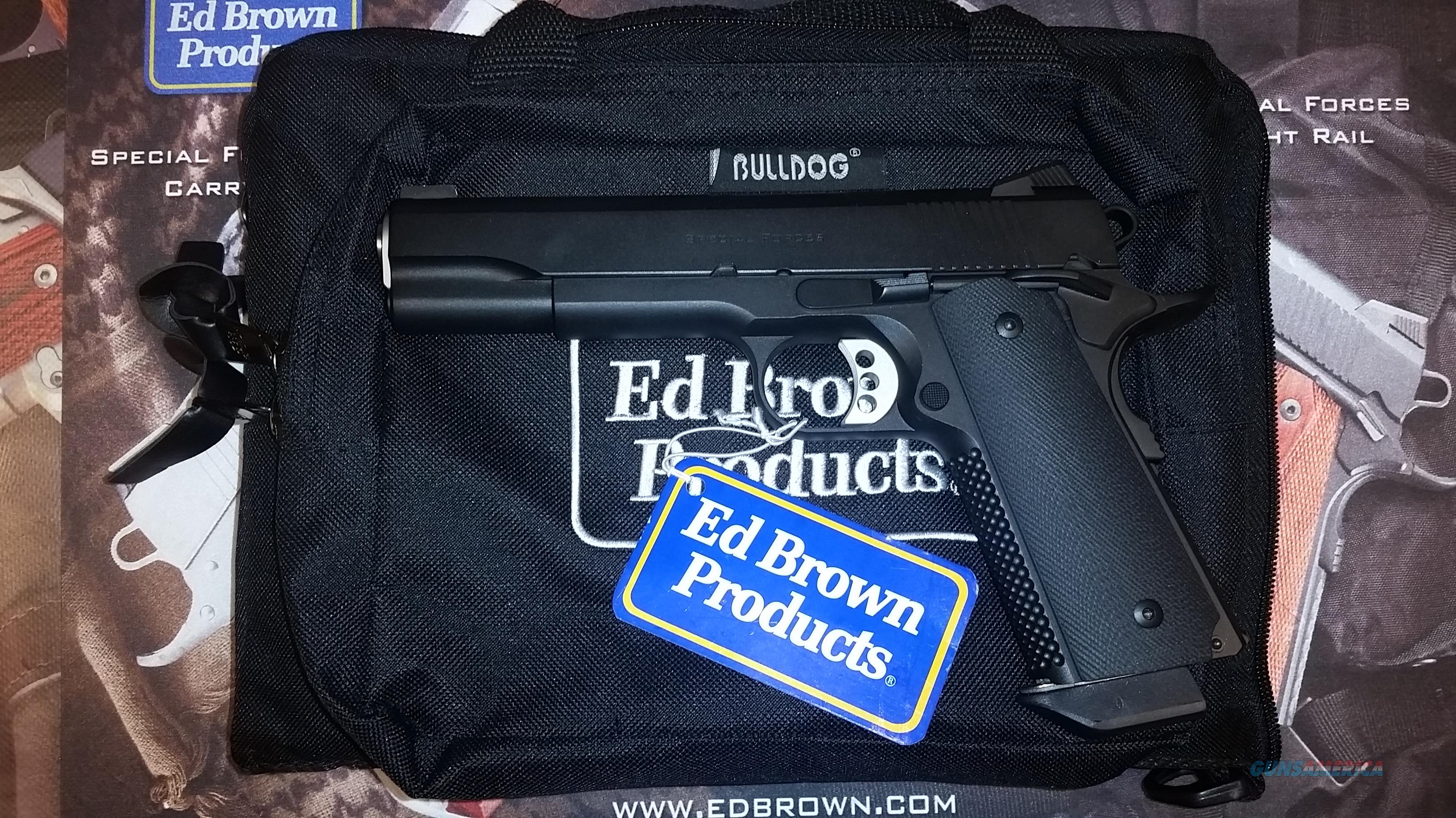 Ed Brown Special Forces II .45ACP VZ320s  Guns > Pistols > Ed Brown Pistols