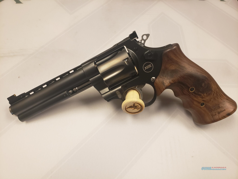 Korth Mongoose 5.25 .357mag  Guns > Pistols > Nighthawk Pistols