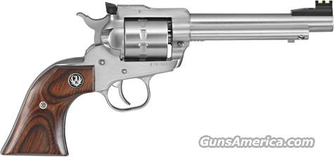 Ruger Single Ten .22LR 5.5 inch stainless 10 shot  Guns > Pistols > Ruger Single Action Revolvers > Single Six Type