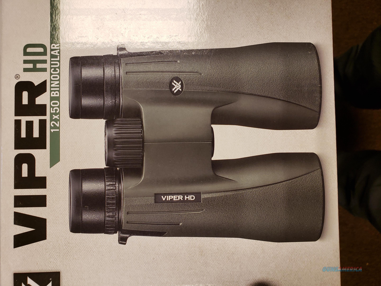 Vortex Viper HD 12x50 Binocular  Non-Guns > Scopes/Mounts/Rings & Optics > Non-Scope Optics > Binoculars