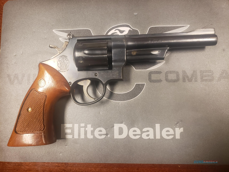 Smith & Wesson 28-2 Highway Patrol .357  Guns > Pistols > Smith & Wesson Revolvers > Med. Frame ( K/L )