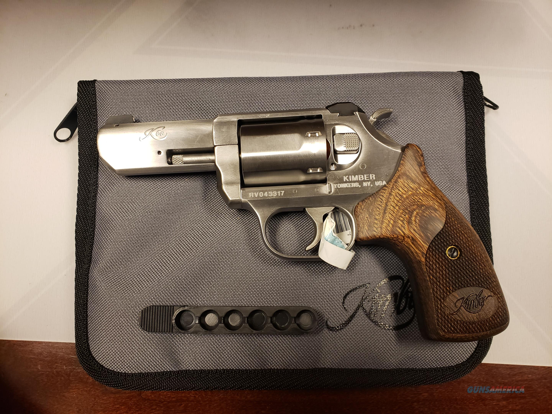 Kimber K6S DASA 3in Brushed .357  Guns > Pistols > Kimber of America Pistols > Revolvers