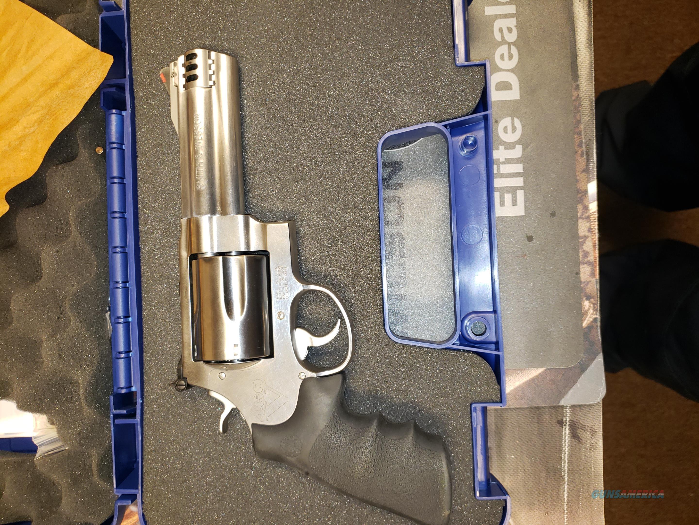 Smith Wesson M460XVR Used  Guns > Pistols > Smith & Wesson Revolvers > Full Frame Revolver