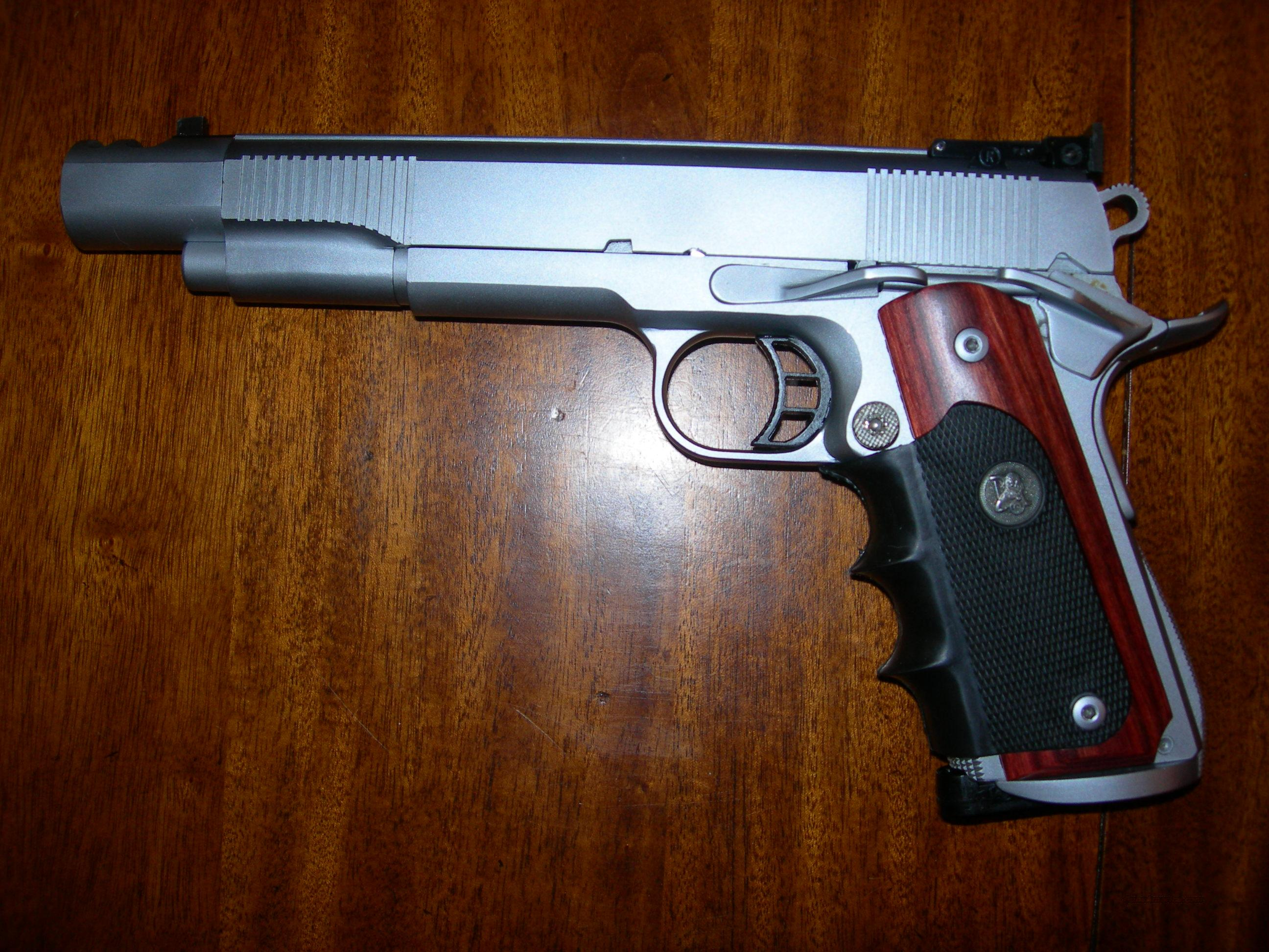 Caspian 1911 Customized by Macs .45 Shop  Guns > Pistols > Custom Pistols > 1911 Family