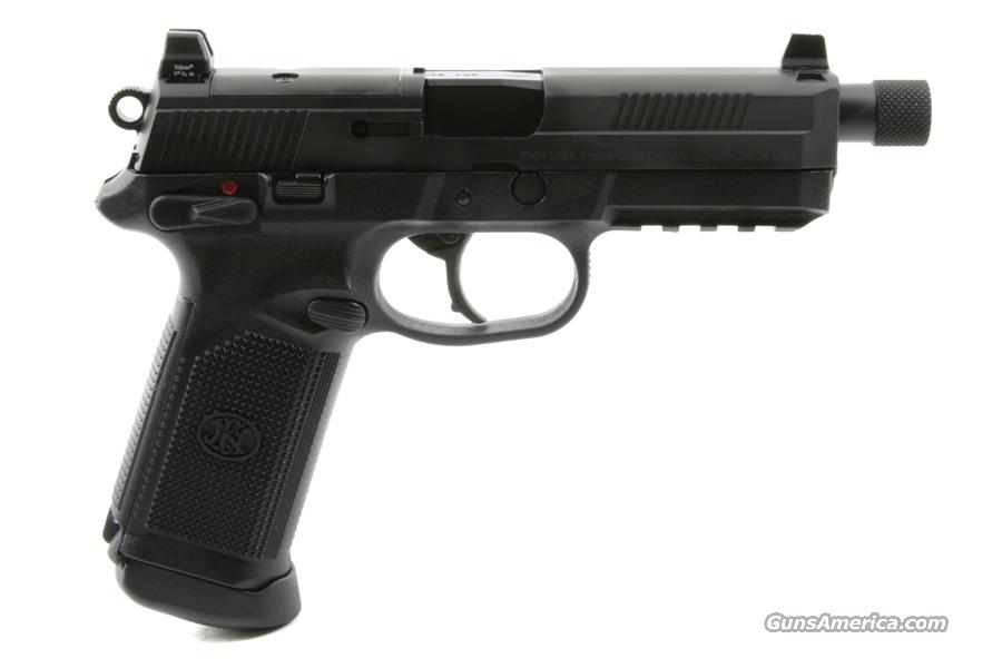 FNP 45 Tactical all black in .45 acp  Guns > Pistols > FNH - Fabrique Nationale (FN) Pistols > FNP