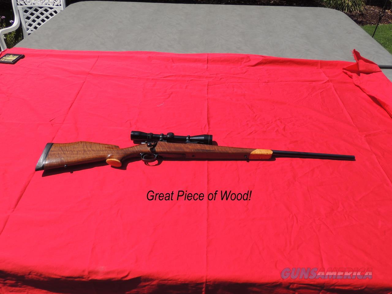 Custom 300 Winchester Magnum - Interarms Mark 10 Mauser Action  Guns > Rifles > Interarms Rifles