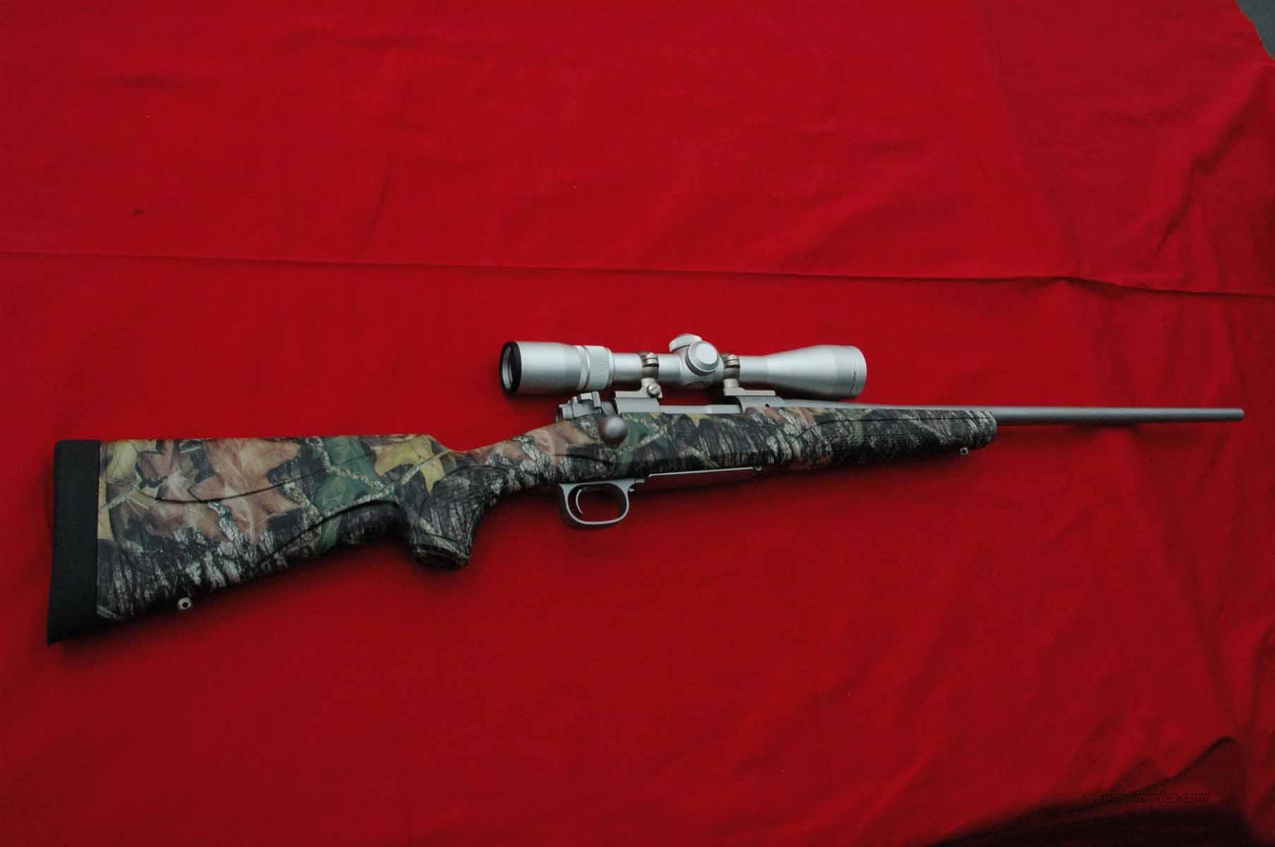 WINCHESTER MODEL 70 CAMO ULTIMATE STAINLESS   Guns > Rifles > Winchester Rifles - Modern Bolt/Auto/Single > Model 70 > Post-64