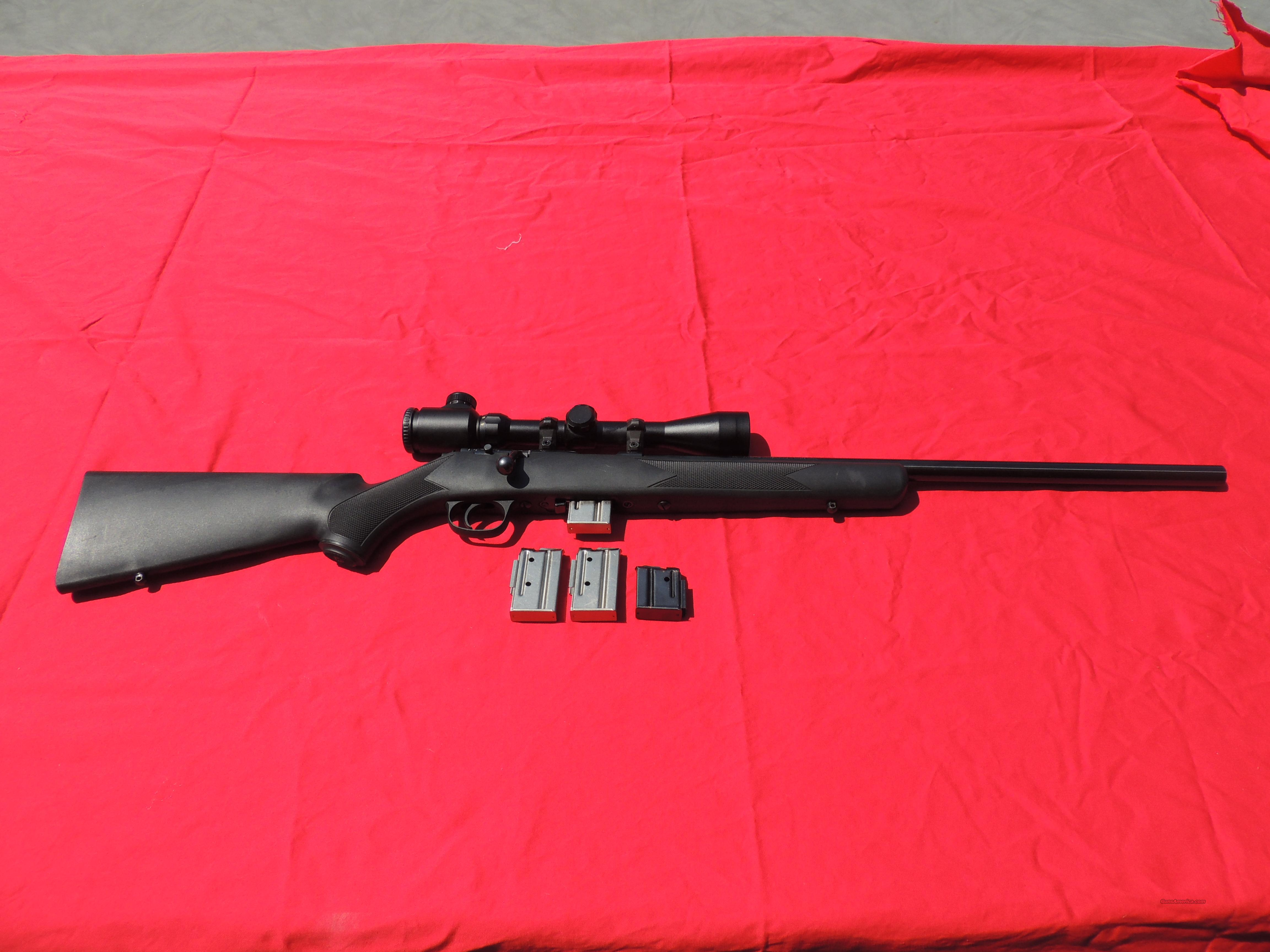 Marlin 17 HMR Complete Package  Guns > Rifles > Marlin Rifles > Modern > Bolt/Pump