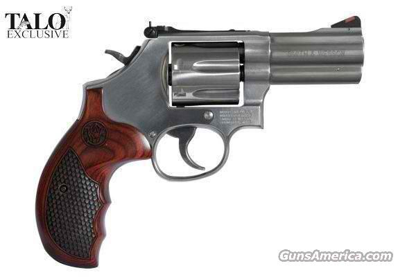 "Smith & Wesson 686 Plus 357 Mag 3"" SS Talo 150713   Guns > Pistols > Smith & Wesson Revolvers > Full Frame Revolver"
