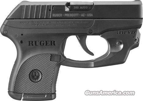 Ruger LCP 380 ACP Black LaserMax Laser 3718   Guns > Pistols > Ruger Semi-Auto Pistols > LCP