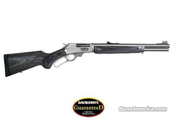 "MARLIN 1895 STP 45/70 TRAPPER 16.25"" STAINLESS LAMINATE  Guns > Rifles > Marlin Rifles > Modern > Lever Action"