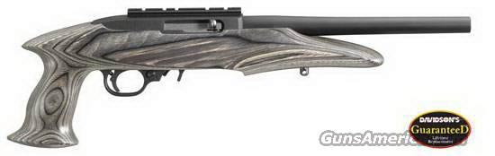 Ruger 10/22 Charger 22 Pistol With Bi-Pod 4901  Guns > Pistols > Ruger Semi-Auto Pistols > Full Frame Autos