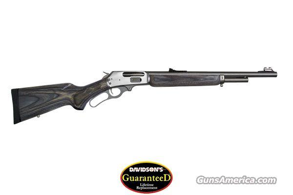 "MARLIN 1895 SDG 45/70 18.25""LAMINATE STAINLESS  Guns > Rifles > Marlin Rifles > Modern > Lever Action"