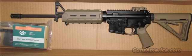 "Colt AR15 223 16.1"" Lt Carb Dark Earth LT6720MPFDE   Guns > Rifles > Colt Military/Tactical Rifles"