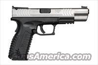 Springfield XDM 5.25 Competition 9MM Bi Tone  Guns > Pistols > Springfield Armory Pistols > XD (eXtreme Duty)