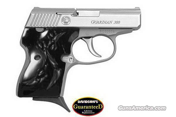 North American Arms 380 Guardian Black Pearl Grips  Guns > Pistols > North American Arms Pistols
