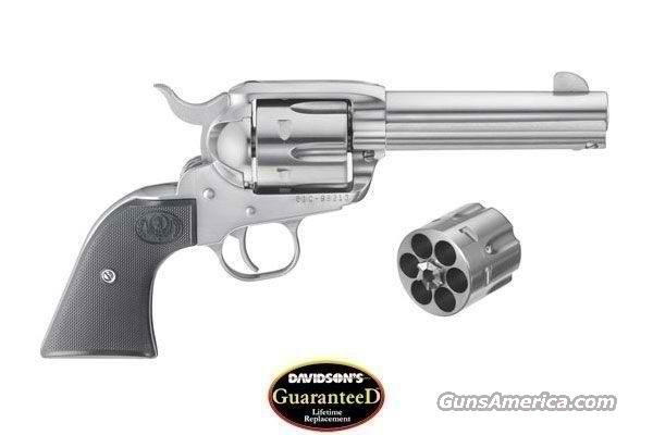 "Ruger Vaquero 45 LC 45 ACP 4.62"" Stainless 5144   Guns > Pistols > Ruger Single Action Revolvers > Cowboy Action"