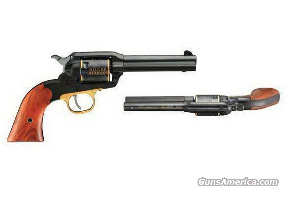 Ruger Bearcat 22 50th Anniversary Ltd Edition  Guns > Pistols > Ruger Single Action Revolvers > Single Six Type