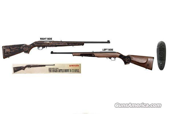 Ruger 10/22 22 LR Cattle Drive TALO Spl 11103   Guns > Rifles > Ruger Rifles > 10-22