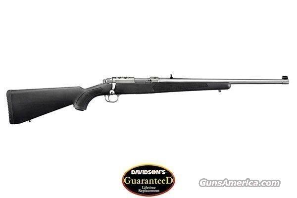 "Ruger 77 357 Mag 18.5"" Stainless Synthetic 7405   Guns > Rifles > Ruger Rifles > Model 77"