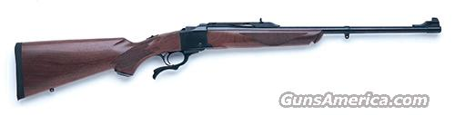 Ruger Number 1 30-30 Walnut Blue Lipsey's Exclusive  Guns > Rifles > Ruger Rifles > #1 Type