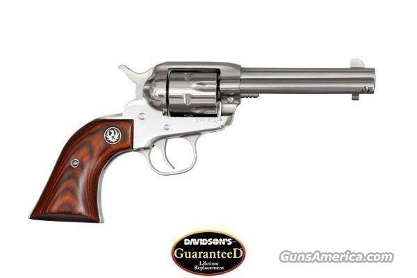 "Ruger Single Six 32 Mag 4.63"" Stainless Wood  Guns > Pistols > Ruger Single Action Revolvers > Single Six Type"