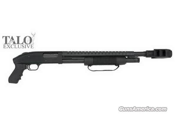 "Mossberg 500 Roadblocker 12 Ga 18.5"" Black Talo  Guns > Shotguns > Mossberg Shotguns > Pump > Tactical"